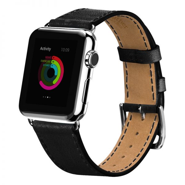 Apple Watch 42mm Hoco Genuine Leather Band