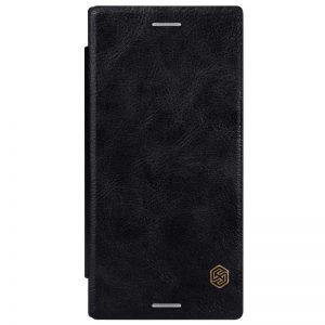 Sony Xperia XZ Nillkin Qin Leather Case