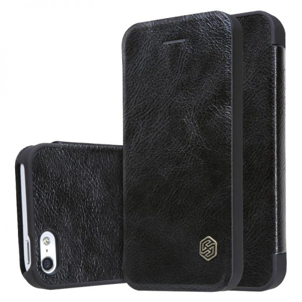 Apple iPhone 5SE Nillkin Qin Leather Case