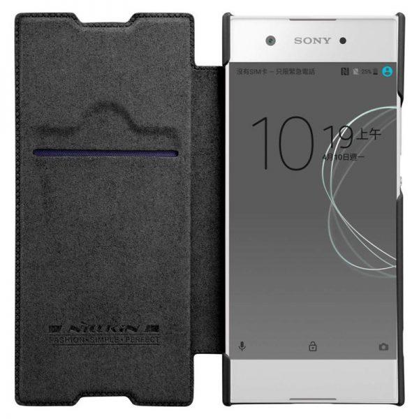 Sony Xperia XA 1 Nillkin Qin Leather Case
