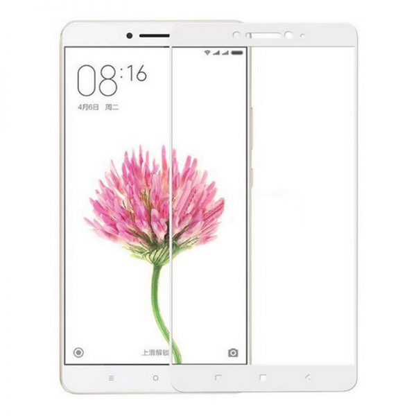 Xiaomi Mi Max 2 Tempered Glass Screen Protector Full