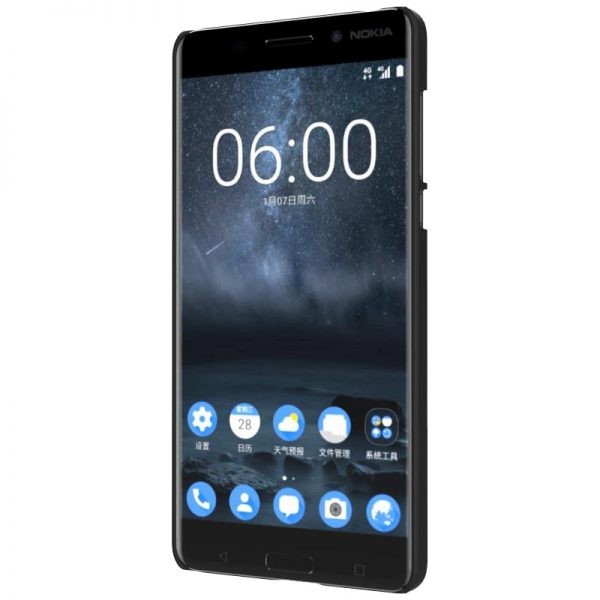 Nokia 6 Nillkin Super Frosted Shield Cover