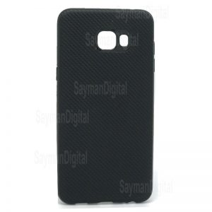 Samsung Galaxy C5 Pro Huanmin Carbon Fiber Cover