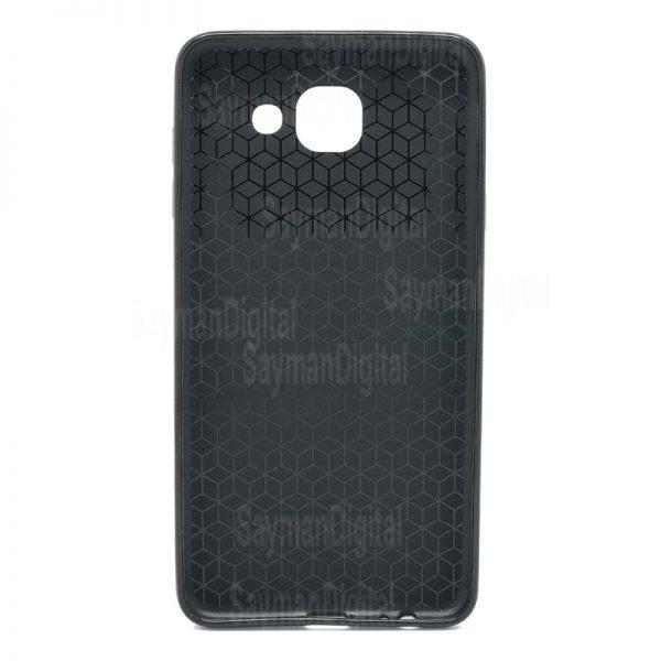 Samsung Galaxy J7 Max Huanmin Carbon Fiber Cover