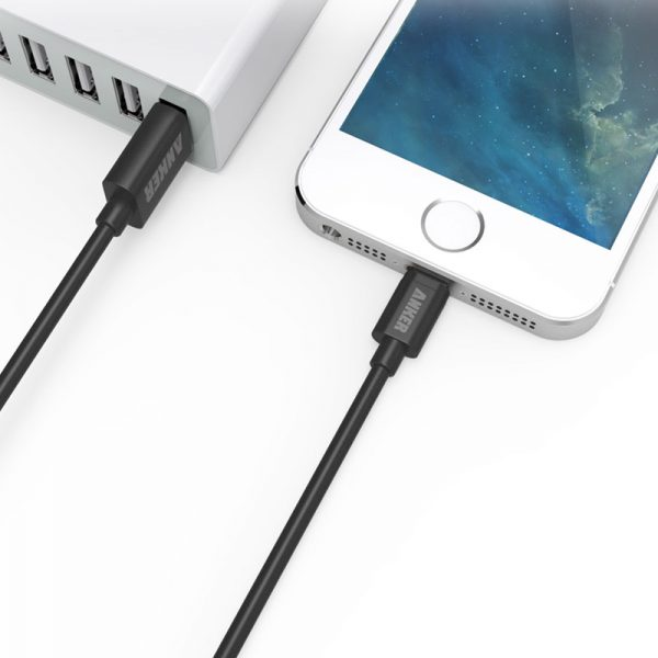 Anker Charging Lightning Cable 1.8m
