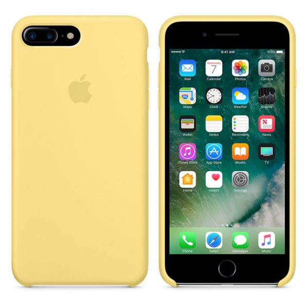 Apple iPhone 7 Plus Original Silicon Case