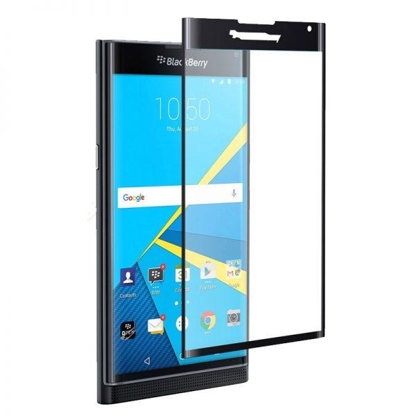 Blackberry Priv Full Tempered Glass Screen Protector