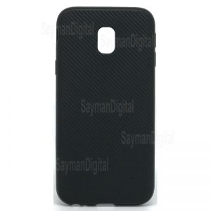 Samsung Galaxy J3 2017 Huanmin Carbon Fiber Cover
