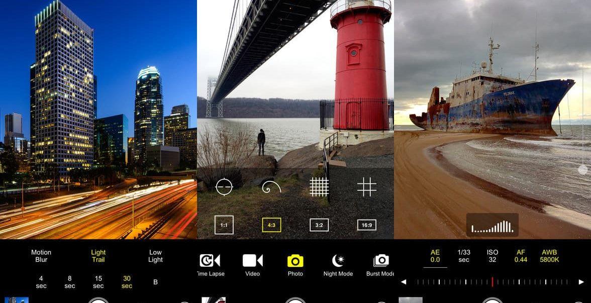 برنامه ویرایش عکس برای iOS