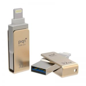 Pqi iConnect Mini USB Flash Drive 32GB