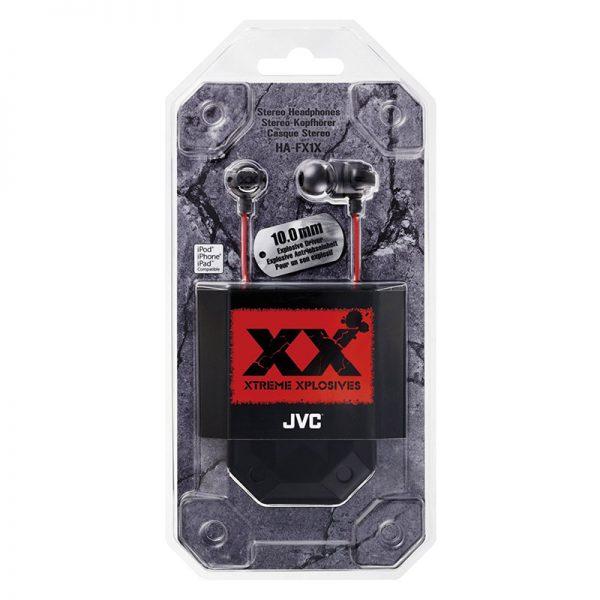 JVC HA FX1X In Ear Handsfree