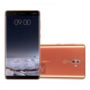 Nokia 9 Dual SIM