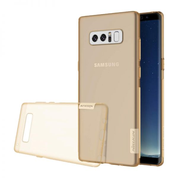 Samsung Galaxy Note 8 Nillkin Nature Series Tpu case