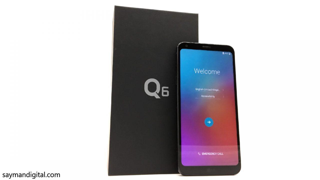 ال جی Q6
