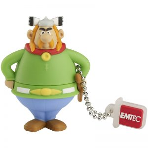 EMTEC Asterix 8GB USB Flash Drive
