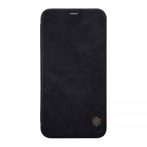 Apple iPhone X Nillkin Qin Leather Case