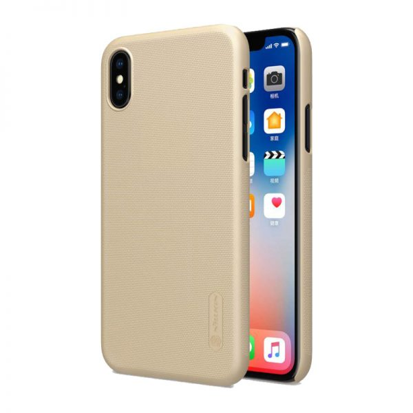 iPhone X Nillkin Super Frosted Shield Cover