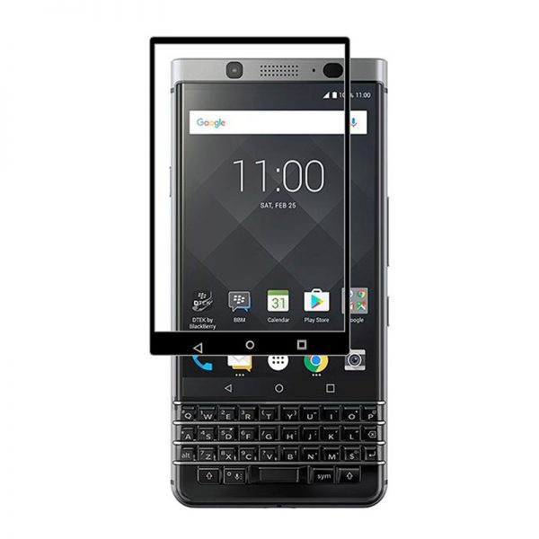 BlackBerry Keyone Full Tempered Glass