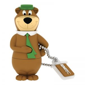 EMTEC Yogi Bear 8GB USB Flash Drive