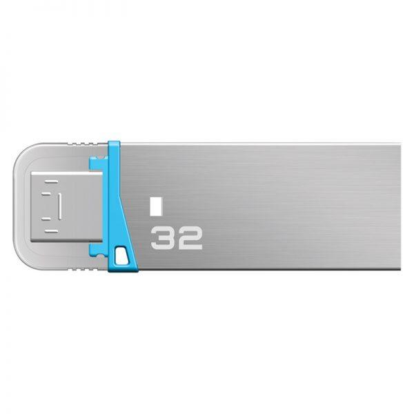 Emtec S220 OTG Flash Drive 32GB