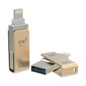 Pqi iConnect Mini USB Flash Drive 64GB