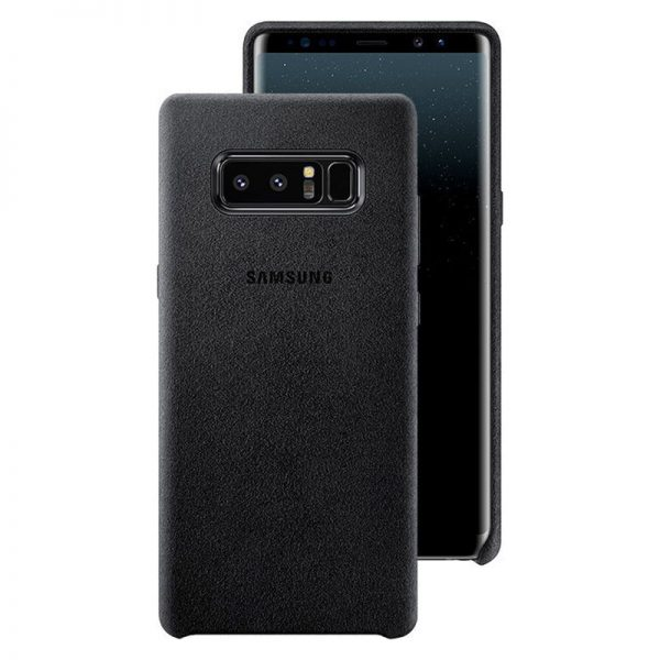 Samsung Galaxy Note 8 ALCANTARA Cover