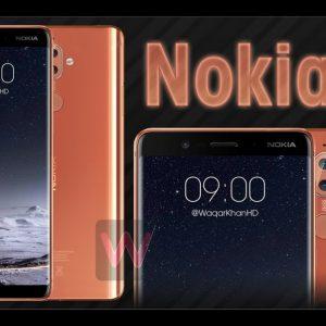 تصاویر جدید از Nokia 9 لو رفت