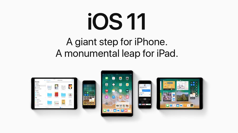 تغییرات ایجاد شده در ios 11 و دستگاه های قابل ارتقا