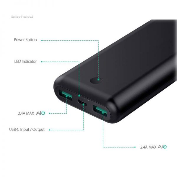AUKEY 20100mAh PB-Y20 Power Bank
