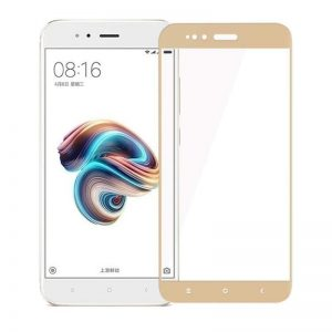 Xiaomi Mi 5X Tempered Glass Screen Protector Full