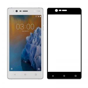 Nokia 3 Tempered Glass Screen Protector Full