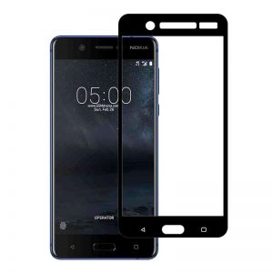 Nokia 5 Tempered Glass Screen Protector Full