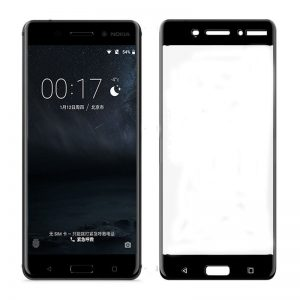 Nokia 6 Tempered Glass Screen Protector Full