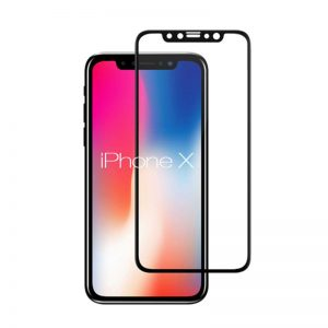 iPhone X Full Glue Tempered Glass Screen Protector
