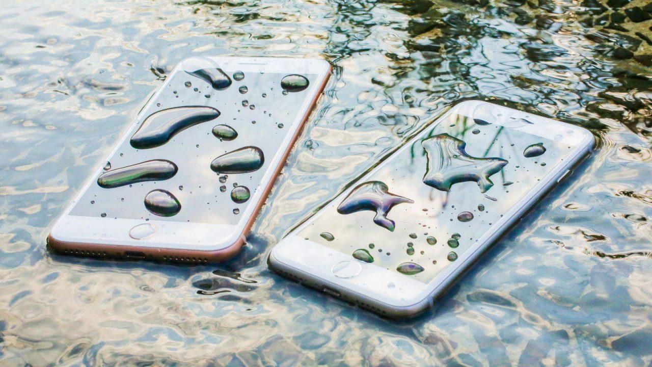 بهترین گوشی های ضد آب