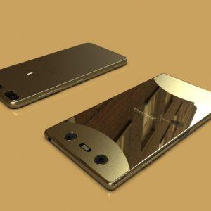 گوشی های بدون حاشیه اکسپریا