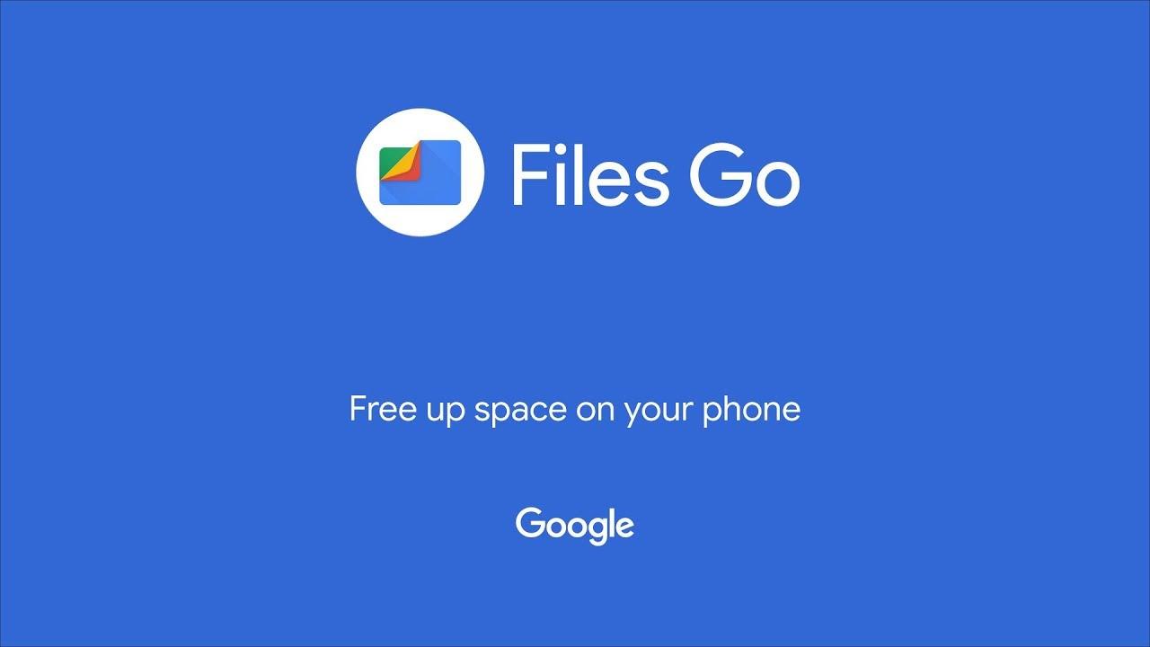 نرم افزار گوگل Files Go به صورت جهانی عرضه شد