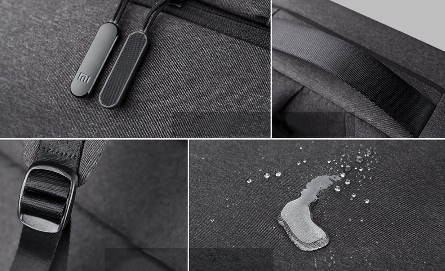 کوله پشتی Xiaomi Mi Minimalist Urban Backpack