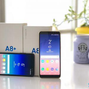 نقد و بررسی Galaxy A8 2018