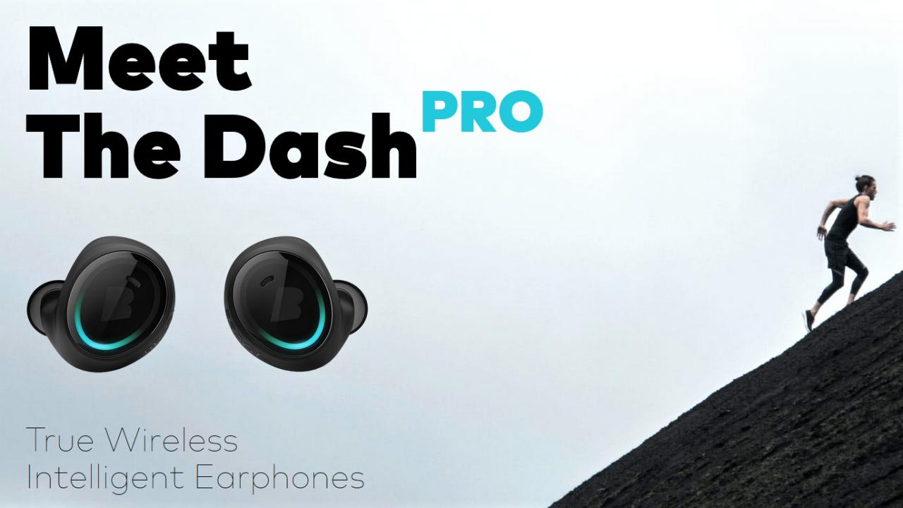 معرفی کامل هدفون Bragi Dash Pro