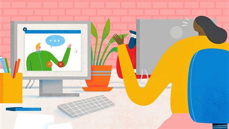 معرفی بهترین اپلیکیشن های video chat