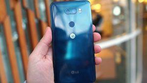 V30S ThinQ اولین گوشی ال جی با هوش مصنوعی رونمایی شد