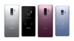 نسخه اسنپدراگون گلکسی S9 مورد بررسی قرار گرفت