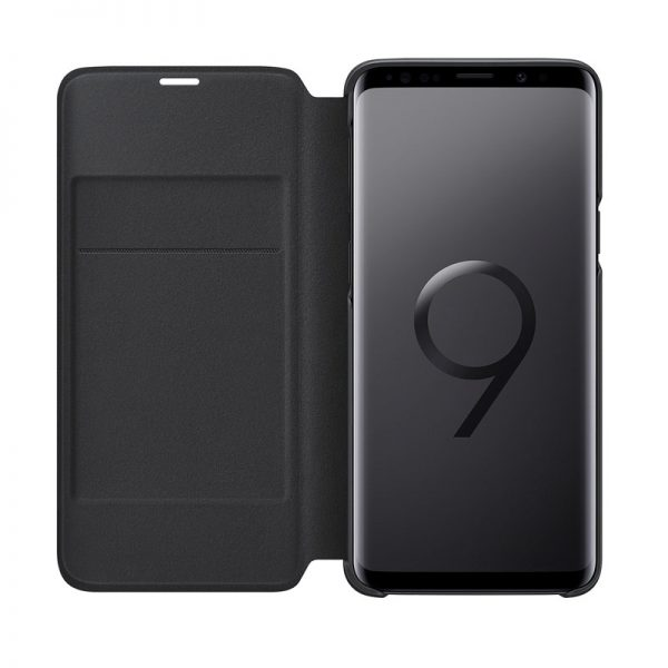 کاور هوشمند Samsung Galaxy S9 LED View Flip Cover