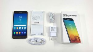 ویدئو آنباکس Samsung Galaxy J7 Prime 2