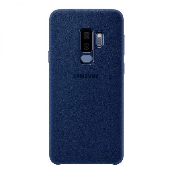 Samsung Galaxy S9 Plus ALCANTARA Cover