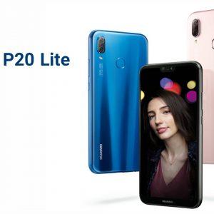 گوشی هوآوی P20 Lite با ظاهری مشابه آیفون 10 معرفی شد