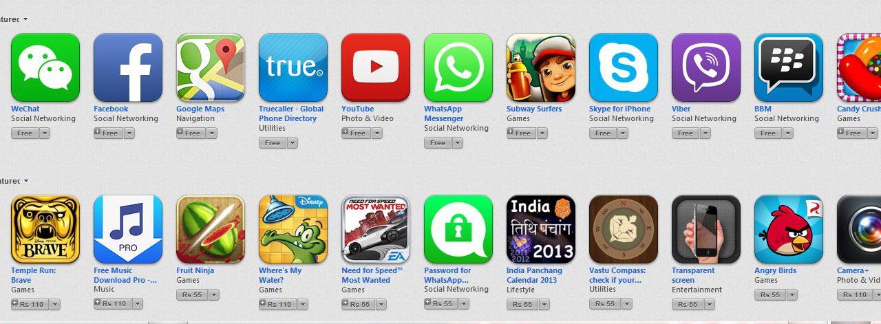 معرفی 5 اپلیکیشن جدید و رایگان