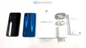 ویدیو آنباکس Huawei Nova 3e