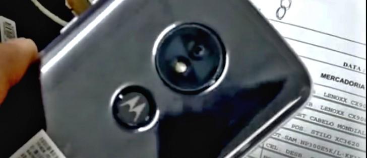 تصویر جدید از موتو جی 6 پلی